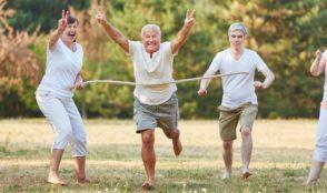 Az idősek mozgásképességének fejlesztése
